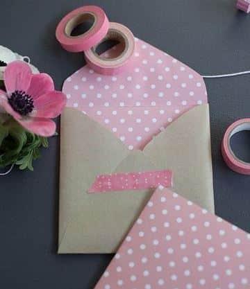 diseños para cartas de amor hechos a mano