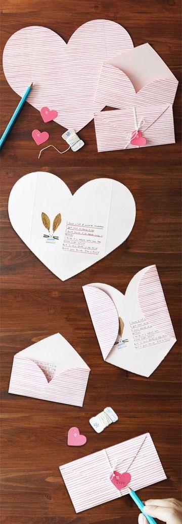 diseños para cartas de amor para novias