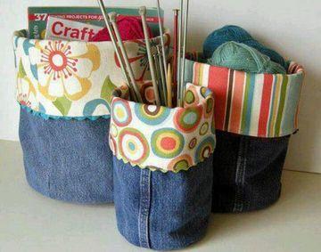 manualidades con telas recicladas faciles de hacer