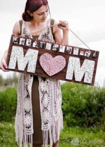 obsequios para el dia de la madre hecho a mano