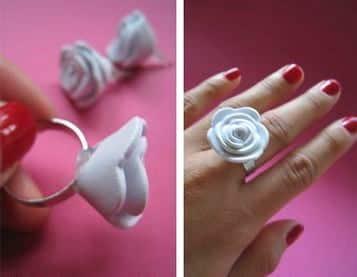 rosas de goma eva faciles para anillos
