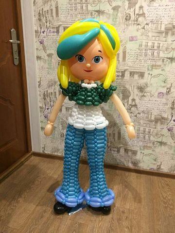 como hacer muñecos con globos increibles
