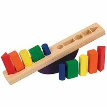 juguetes educativos de madera de figuras geometricas