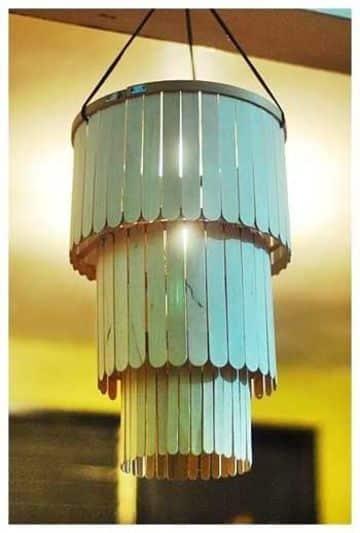 lamparas de techo hechas a mano economica