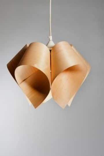 lamparas de techo hechas a mano facil de hacer