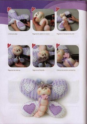 muñecas de lana paso a paso para niñas