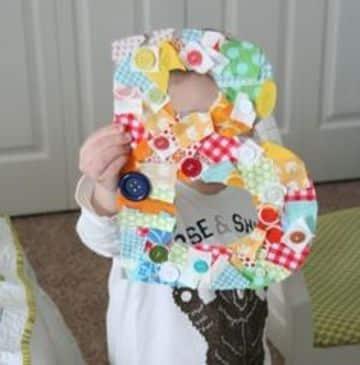 manualidades con telas para niños faciles de hacer