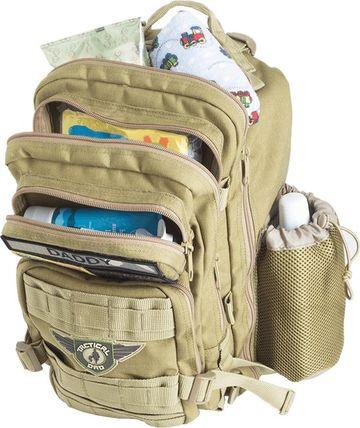 mochilas pañaleras para bebe diseñadas para padres