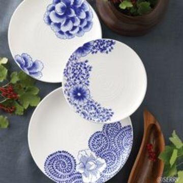 ceramica pintada a mano para la cocina
