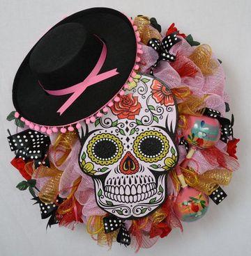 como hacer adornos mexicanos de papel dia de los muertos
