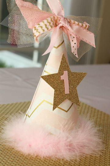 gorros para fiestas de cumpleaños para niñas