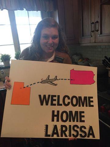 carteles de bienvenida a casa para aeropuerto