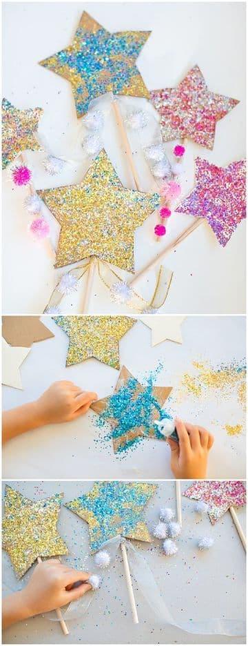manualidades con carton para niños bonitas