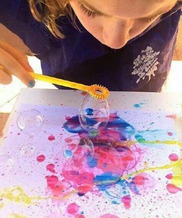 actividades de pintura para niños de 6 a 12 años