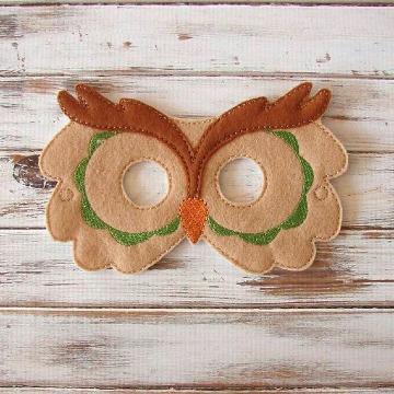 como hacer mascaras de aves para niños