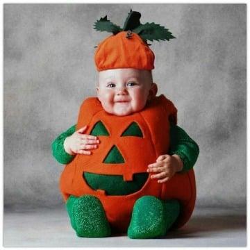 disfraces de halloween para bebes de 1 año