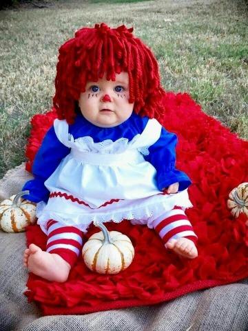 disfraces de halloween para bebes niñas