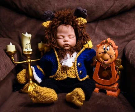disfraces de halloween para bebes recien nacidos