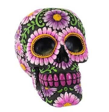 imagenes de calaveras decoradas para el dia de los muertos