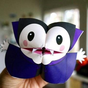 imagenes de titeres de papel divertidos