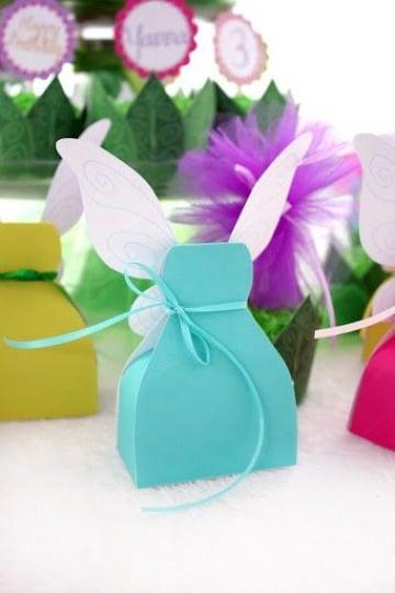 cajitas de regalo con cartulina faciles