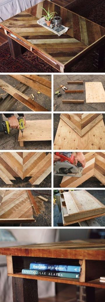 como hacer trabajos en madera paso a paso