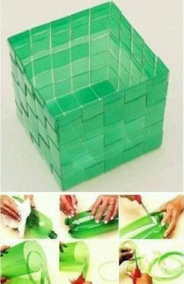 cosas que se puede hacer con botellas recicladas