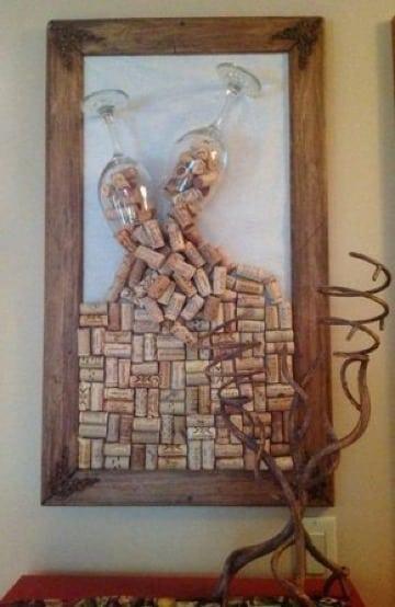 cuadros rusticos de madera faciles de hacer