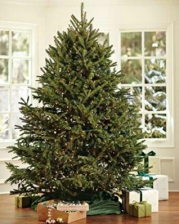 fotos de pinos de navidad artificiales