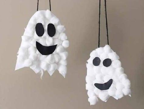 ideas faciles para halloween manualidades