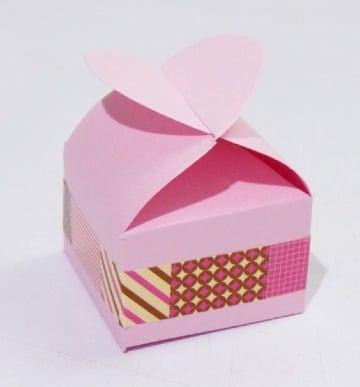 imagenes de cajitas de regalo con cartulina