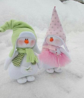 imagenes de gorros para muñecos de nieve