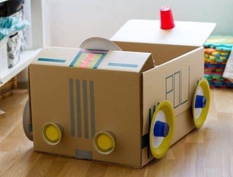 imagenes de juegos de carton para niños