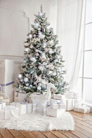 imagenes de pinos de navidadde artificiales