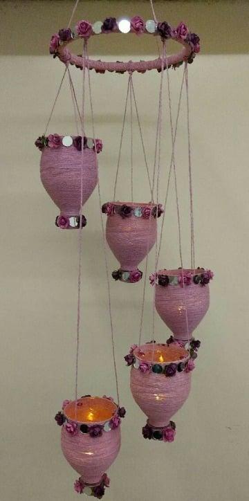 manualidades con botellas de agua para decoracion