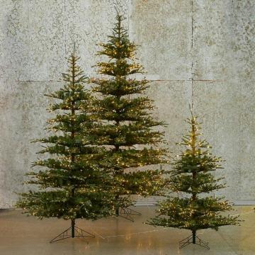 modelos de pinos de navidad artificiales