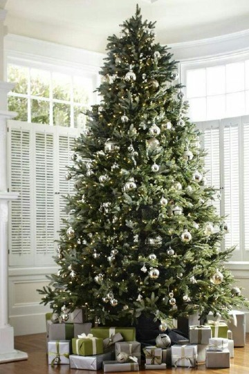 pinos de navidad artificiales altos