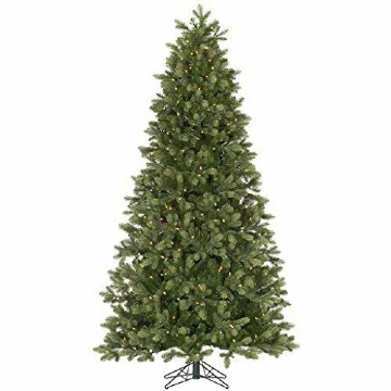 tipos de arboles de navidad grandes