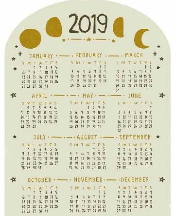 bonitos calendarios para imprimir gratis