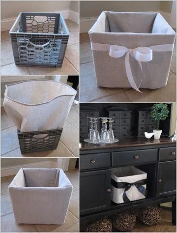 decoraciones recicladas para el hogar paso a paso