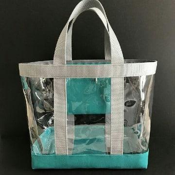 diseños de bolsas de playa de plastico