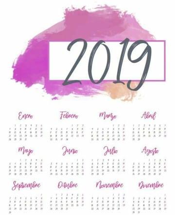 inagenes de calendarios para imprimir gratis