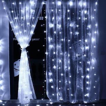 bonitas ideas para decorar ventanas en navidad