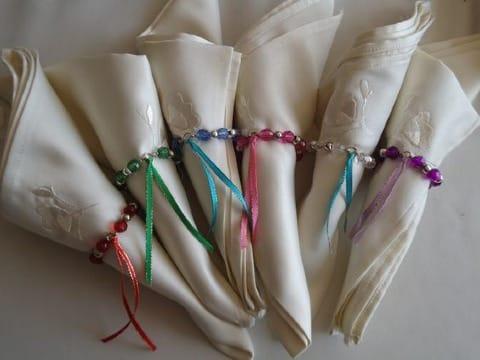 imagenes de como decorar servilleteros para 15 años