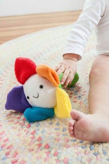 imagenes de manualidades para bebes faciles