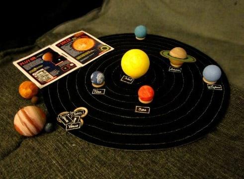imagenes de sistema planetario para niños