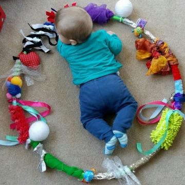 manualidades para bebes faciles de hacer