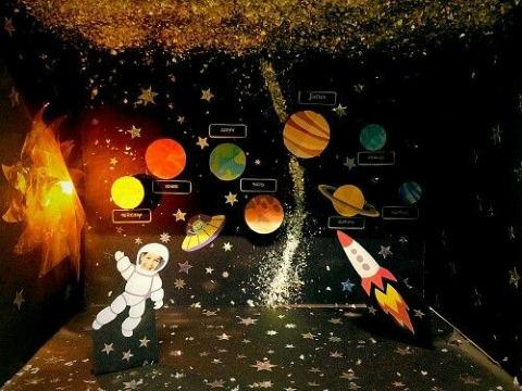 sistema planetario para niños originales
