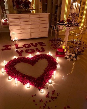 bonitas ideas para decorar en san valentin