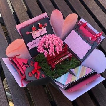 como hacer regalos para el 14 de febrero para mi novia